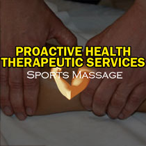 Massage Therapist Performing Trigger Point Therapy